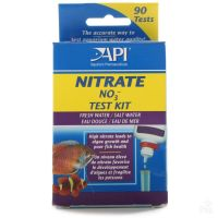 API Nitrate Test Kit For Fish Tank Aquarium Tropical Marine Freshwater